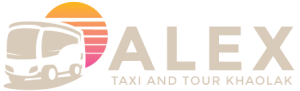 Alex Taxi and Tour Logo